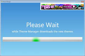 Theme Downloads Windows 7 Theme Manager Windows Download