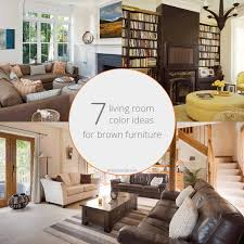 Living room furniture color ideas Gray Living Room Color Ideas For Brown Furniture Linda Brownell Most Attractive Living Room Color Ideas For Brown Furniture In
