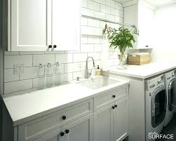 large subway tile white laundry rooms kitchen grout color format marble shower
