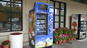 Vending Machines San Francisco Amazing Pasture Raised Eggs From 48st Egg Vending Machine In The US