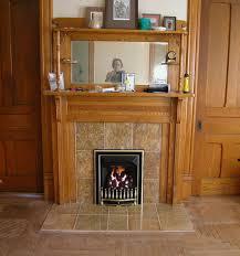 antique fireplace tile surround tile fireplace ideas end mass