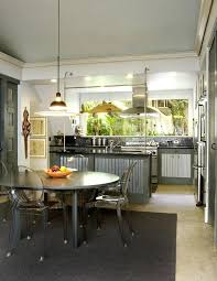 contemporary corrugated tin ceiling corrugated tin ceiling kitchen with olive green cabinets eat in kitchen contemporary corrugated tin