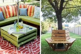 easy diy outdoor furniture