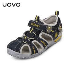 UOVO 2019 <b>New</b> Arrival <b>Boys Sandals Children</b> Sandals Closed ...