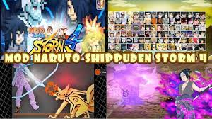 UPDATE! BLEACH VS NARUTO 3.3 MOD NARUTO STORM 4 ANDROID [DOWNLOAD] in 2021    Anime fighting games, Naruto games, Naruto