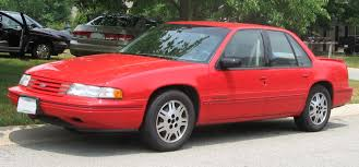 1993 Chevrolet Lumina Specs and Photos   StrongAuto