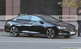 2018 cadillac wagon. contemporary cadillac 2018 buick regal sedan and wagon spied theyu0027re undisguised hot on cadillac wagon
