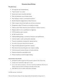 sample example essay year 5
