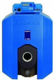 Комбинированный <b>котел Buderus Logano G125</b> WS-<b>40</b> ...