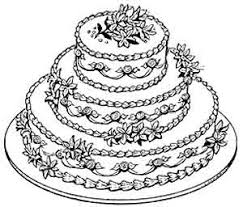Small Picture Wedding Cake Template Coloring Page Coloring Coloring Pages