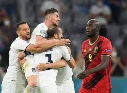 Italy edge Belgium in thriller to reach ...