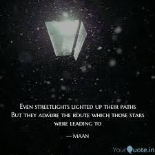 Best Streetlight Quotes Status Shayari Poetry Thoughts Yourquote