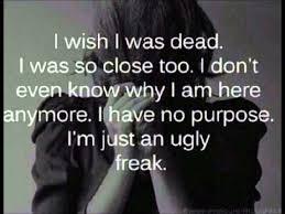 Suicide Quotes Sad