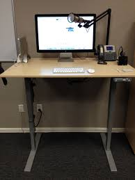 full size desk simple stand. stand up computer desk with adjustable height legs full size simple