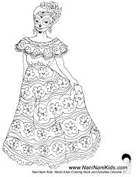 Select, download, print and color/paint/glitter online coloring sheets. Coloring Sheets Nani Nani Kids