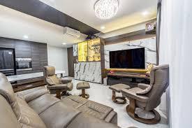 Small Picture Home Room Interior Design and Custom Carpentry Singapore