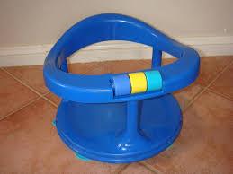 image of simple baby bathtub seat