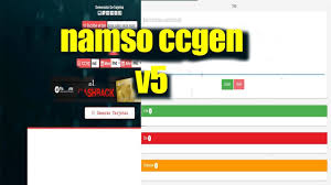 best site namso ccgen and cc checker 2018