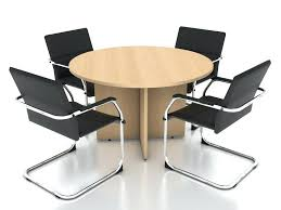 small office table and chairs. Small Round Office Table Furniture Meeting Room Modern And Chairs D