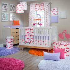 flamingo nursery bedding designs