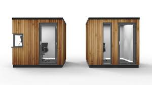 office pods. Small Garden Office Pod Pods