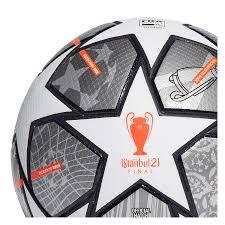 adidas Fußball Champions League Finale 2021 Pro Größe 5 weiß/grau -  Fussball Shop