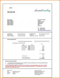 Blank Contractor Invoice Invoice Samples Free Template Blank Sales Fresh Highway 24