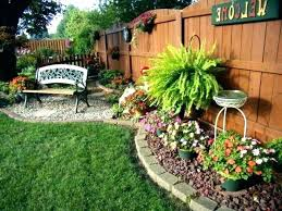 Landscape Design For Small Backyards New Decorating