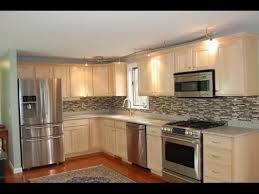 How To Reface Kitchen Cabinets Refaced Kitchen Cabinets Before And After Cliff Kitchen Kitchen