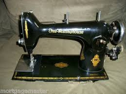 Free Westinghouse Deluxe Rotary Sewing Machine