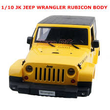 high quality jeep wiring connectors promotion shop for high 1 10 scale rc truck body shell 1 10 jeep wrangler rubicon hard plastic body yellow