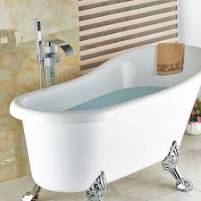 ... Oval Shape Minimalist Bathtubs Idea, Wholesale Bathtubs Freestanding Tub  Home Depot Polished Chrome Clawfoot Bathtub Polished Chrome Flat ...