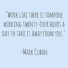final thought for the work week twenty four inspiration and hard work is something my generation seriously lacks