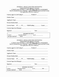 Resume Format Sample For Job Application Unique Job Application