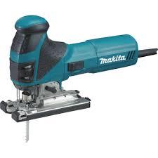 jig saw tool. makita 4351fct - barrel grip jig saw tool less blade change o