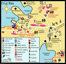 cruz bay ping map