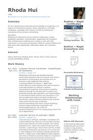 29 Images Of Service Coordinator Resume Template Leseriail Com