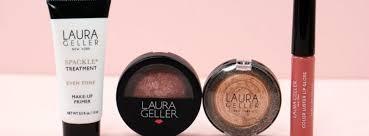 birchbox laura geller radiant essentials kit review laura geller kle under makeup primer