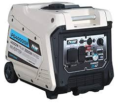 Pulsar 4 000w Portable Gas Powered Quiet Inverter Generator With Remote Start Parallel Capability Carb Compliant Pg4000isr