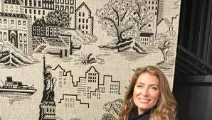 a rug for home sick new yorkers by genevieve gorder for capel