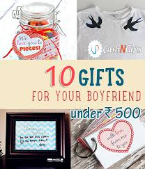 10 gifts for your boyfriend by cashngifts