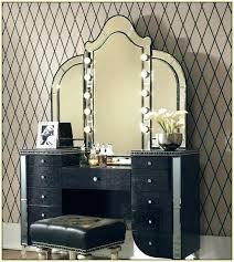 D Lighted Vanity Table Makeup Mirror Fresh