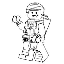 Small Picture 25 Wonderful Lego Movie Coloring Pages For Toddlers