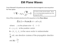 electromagnetic field equation jennarocca maxwell s equations and electromagnetic waves ppt