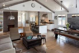 What You Should Know Before Choosing An Open Floor Plan For Your HomeOpen Floor Plan Townhouse