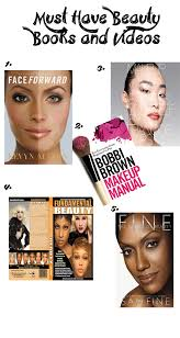 must have beauty books and videos education makeup makeupartist beauty
