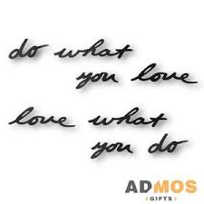 <b>Декоративная надпись Do What</b> You Love оптом под нанесение ...