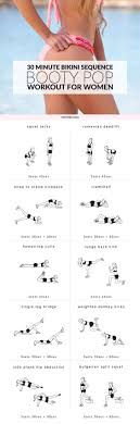 30 minute sequence booty pop workout for women