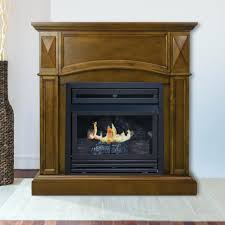fireplace ventless gas fireplaces with mantels fireplace insert