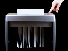 how to choose a personal paper shredder for home office hand operating paper shredder